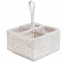 Baolgi rattan condiment holder