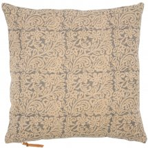 Linen cushion cover Jugend Blue