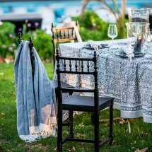 Table Cloth Duk Jugend Sea Blue