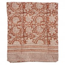 Linen table cloth Paradise Spicy