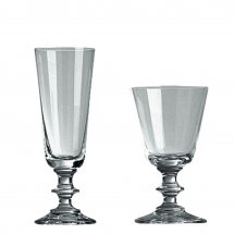 Stemmed Champagne glass - 6 pc.