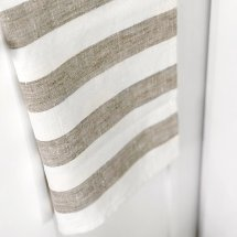 Towel Stripe Sand