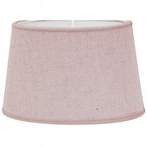 Shade Herringbone Soft Pink