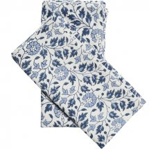 Napkins Indian Summer Blue