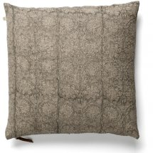 Linen cushion cover Paradise Steel Grey