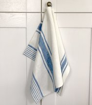 Towel Nantucket Clear Blue