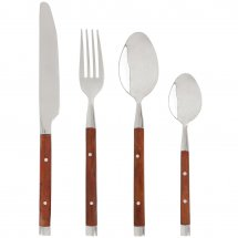 Cutlery Nobu Brown - 4 pc.