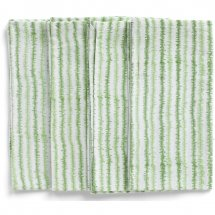 Napkins Electric Stripe Green