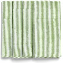 Napkins Paradise Green | Striped