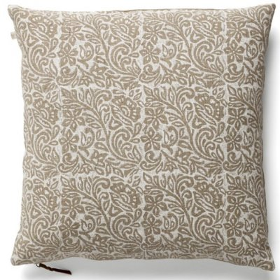Linen cushion cover Jugend White