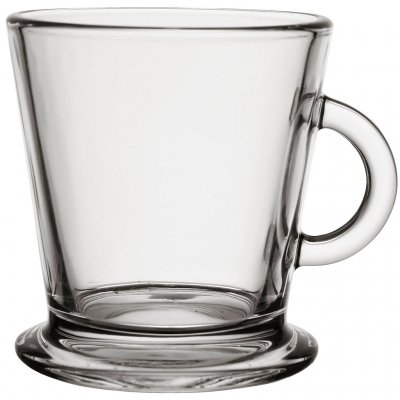 Cup glass,  set of 6