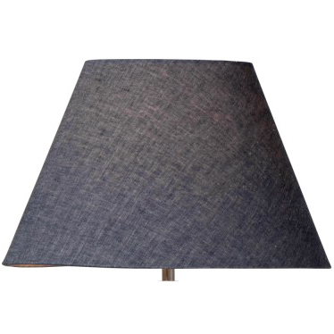 Lamp shade Karl blue