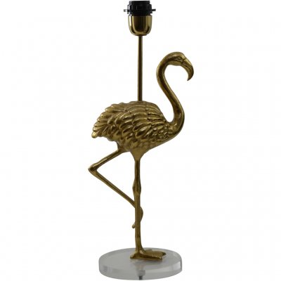Lamp stand Flamingo