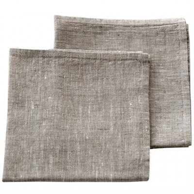 Linen napkins Catalina Natural