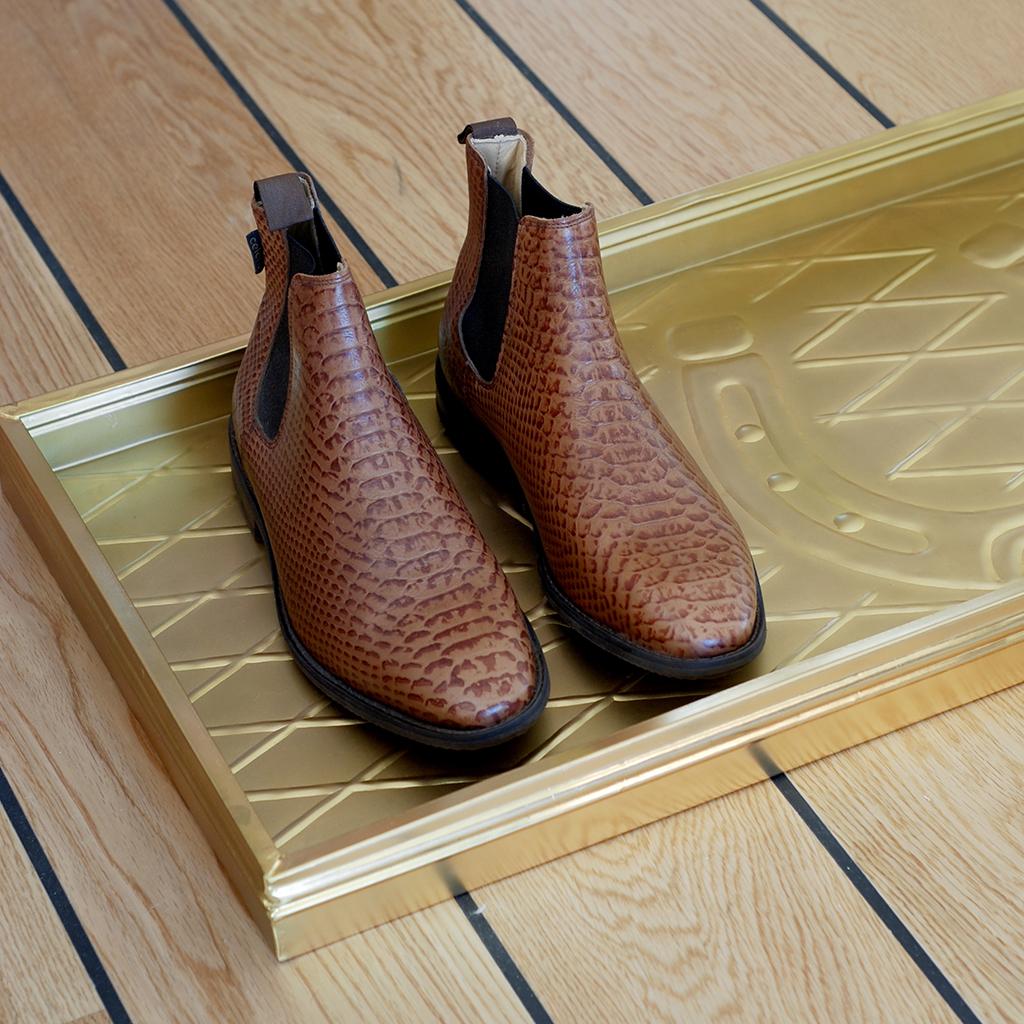 Skobricka Horse Shoe Black